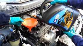 Объем масла в двигателе Nissan Primera? Сколько заливать