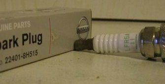 *Свечи зажигания и провода высокого напряжения — снятие, проверка и установка* - Nissan: Превосходя ожидания!