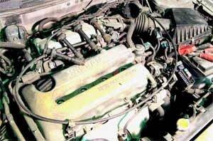 Купить двигатель на Ниссан Серена SR20DE