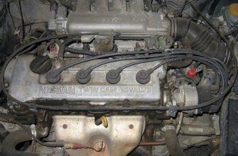 Двигатель GA16DE | Моторное масло, характеристики, ремонт