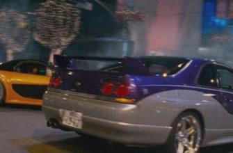 Все машины из фильма ТРОЙНОЙ ФОРСАЖ: ТОКИЙСКИЙ ДРИФТ (2006)
