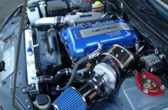 Легенда от Nissan - двигатель SR20. Виды, особенности.