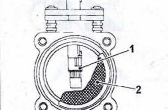 Ремонт Nissan Primera 1990-1992: регулировка момента зажигания