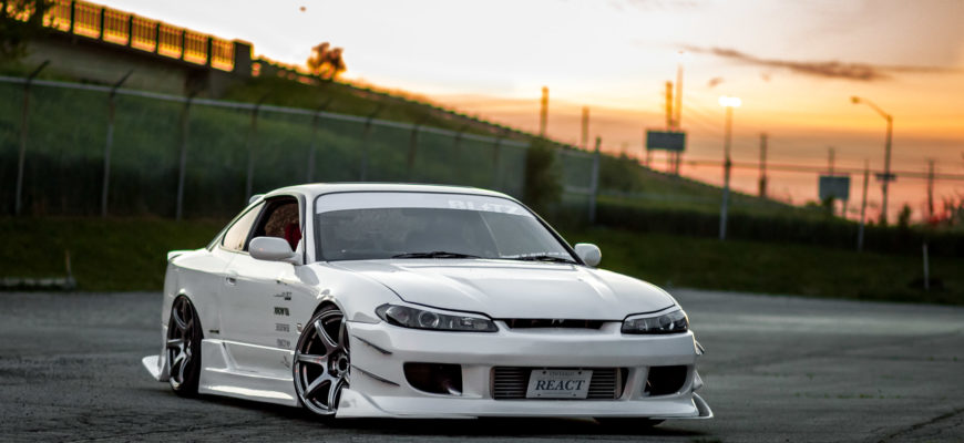 Spec'd Right: A Perfectly Balanced Silvia S15 - Speedhunters