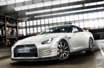 2016 Nissan GT-R (R35) 3.8 V6 (570 лс) 4WD Automatic | Технические характеристики, расход топлива , Габариты