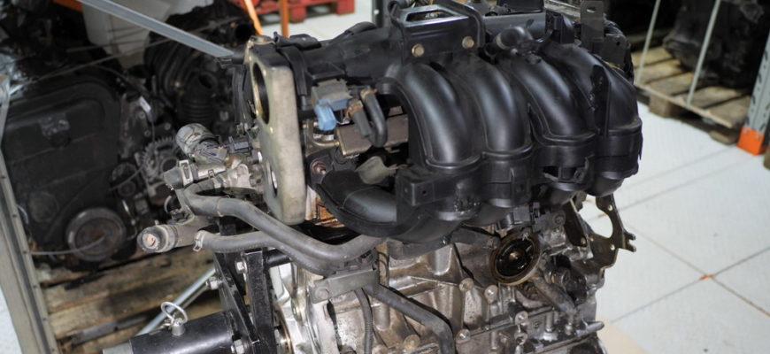 Худший двигатель Nissan 2.0 для Primera и X-trail (QR20DE)