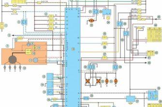 Электрические схемы Nissan Almera - Авто журнал КарЛазарт